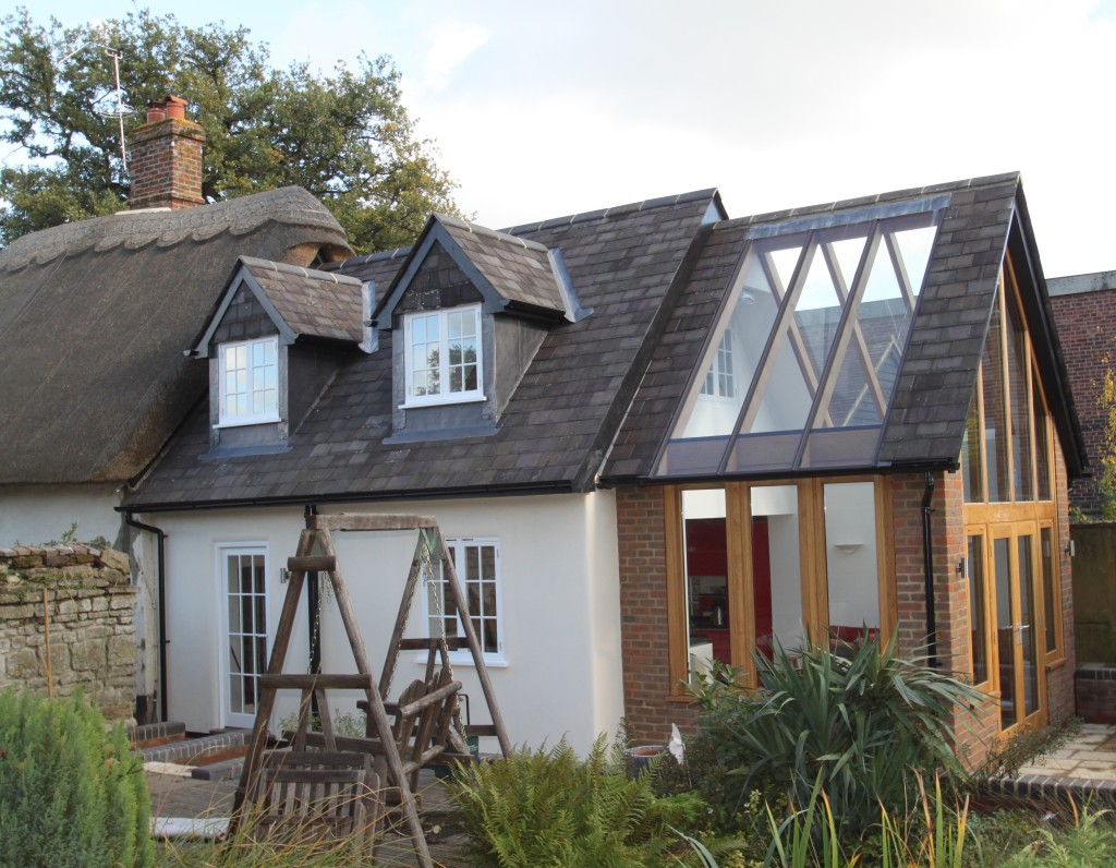 Extension To Listed Cottage PCMS News