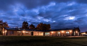 Chinnor Community Project - Pic at Night Reduced