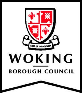 Woking B C Logo #2